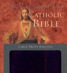 A Catholic Bible, Large